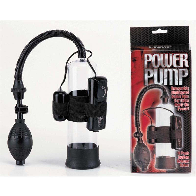 Penispumpe Power Pump