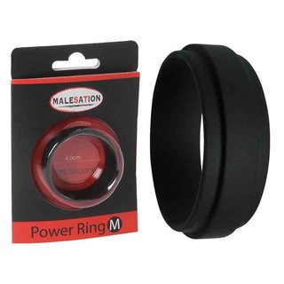 MALESATION Power Ring M (Ø 4cm)