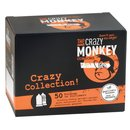 THE CRAZY MONKEY Condoms Crazy Collection