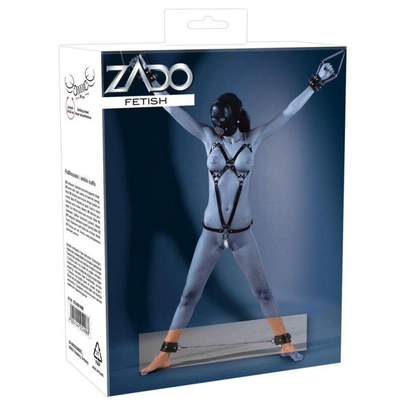 Fußfessel aus Leder