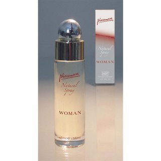 HOT WOMAN Pheromon Natural Spray 45ml