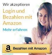 Bequem mit Ihrem Amazon-Konto bezahlen!